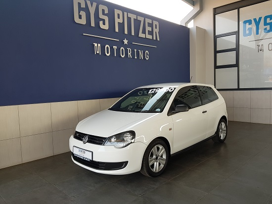 Volkswagen POLO VIVO 1.6 GT 2013