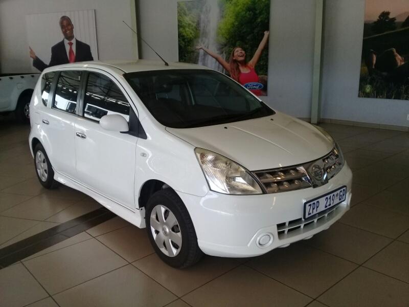Nissan Livina 1.6 2010
