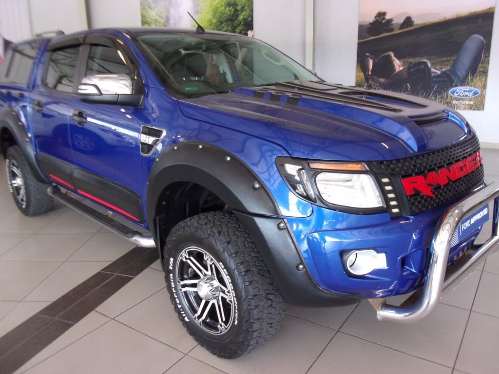 Ford RANGER 3.2 2013