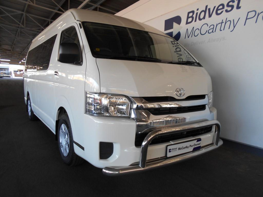 987256b742 Cars - Toyota Quantum 2.5D-4D GL 14-seater bus was listed for R419 ...