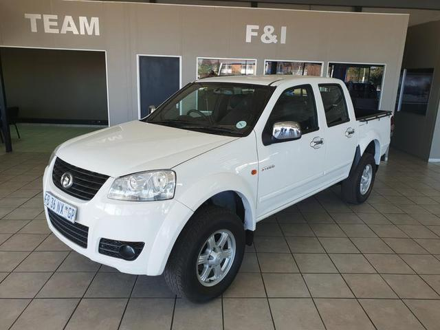 GWM Gwm Steed 2.4 2011