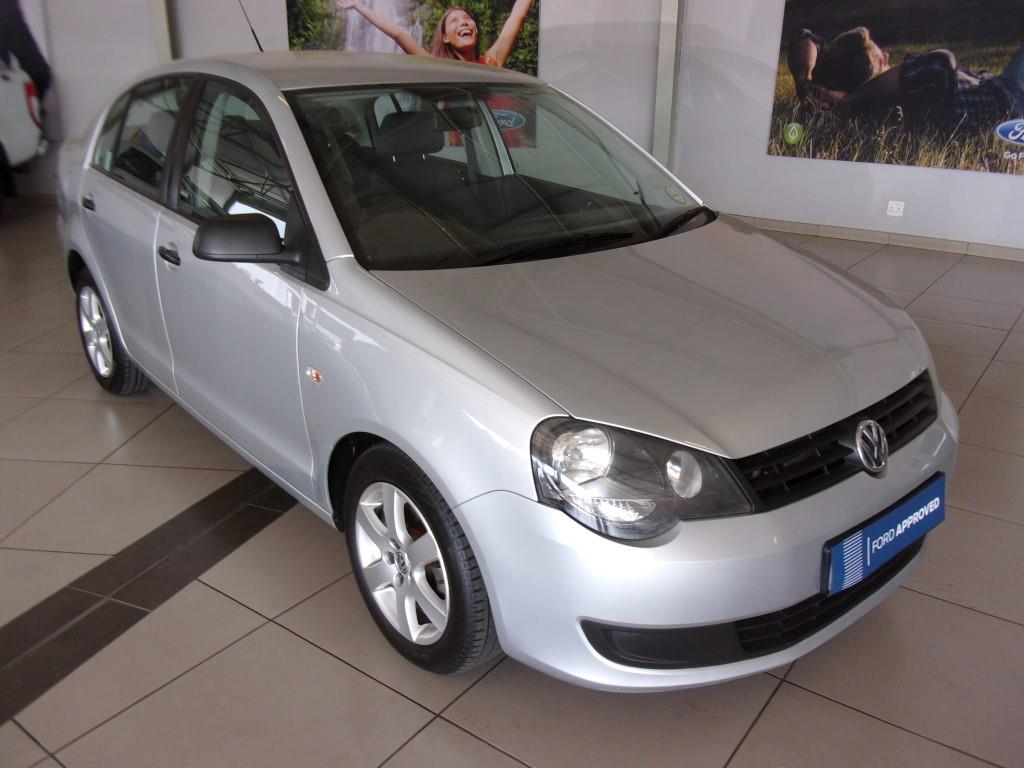 Volkswagen Polo Vivo 1.4 2013