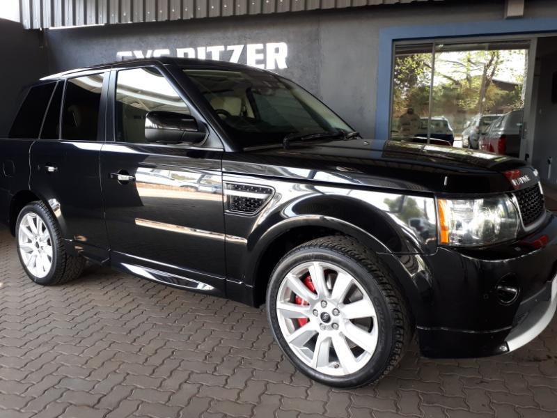 Land Rover Range Rover Sport 5.0 2013