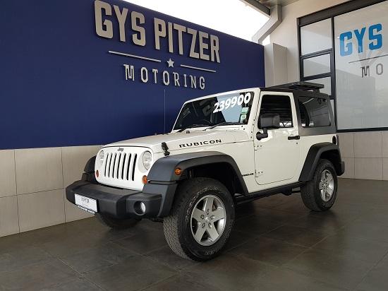 Jeep Wrangler 3.8 2010