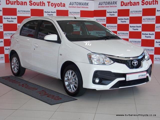 Durban South Toyota Used Cars For Sale