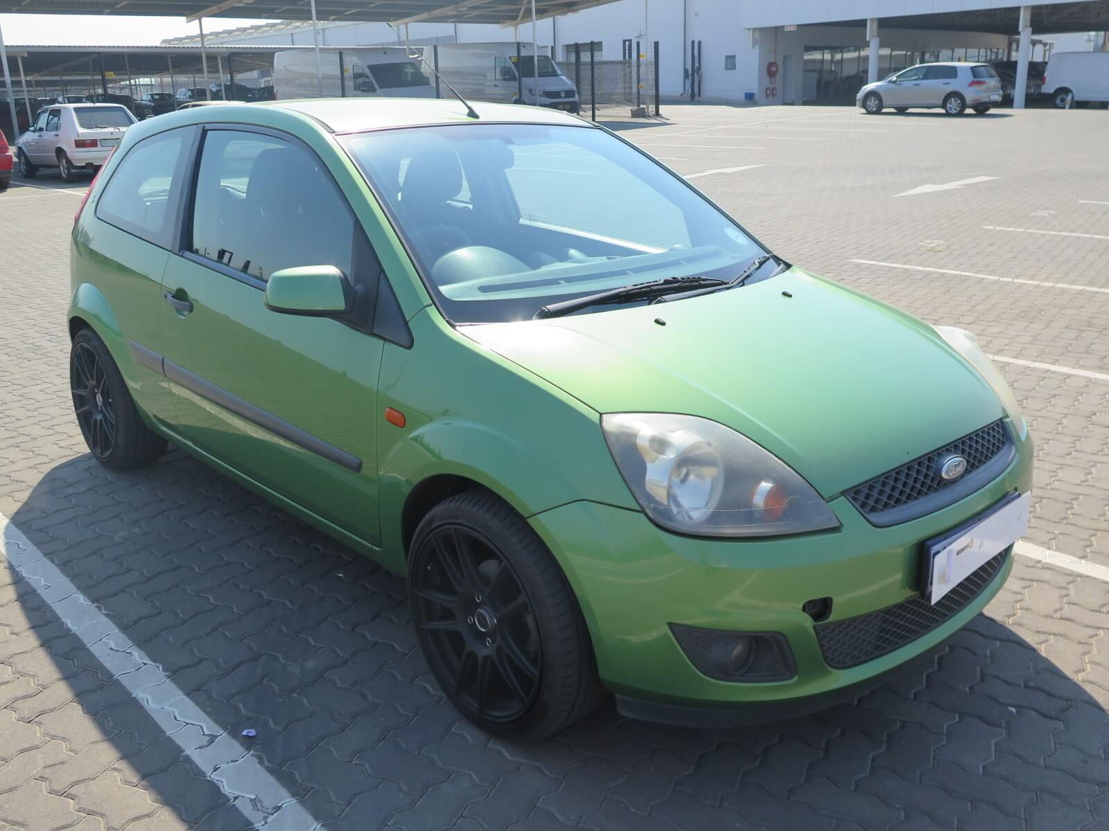 2007 FORD FIESTA 1.4i TREND 3Dr