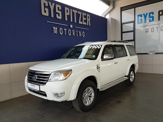 Ford Everest 3.0 Tdci Xlt 2012