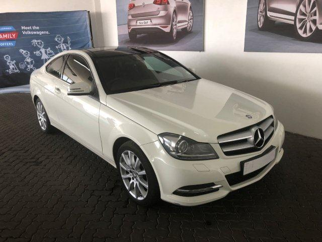2012 MERCEDES-BENZ C180 BE COUPE A/T
