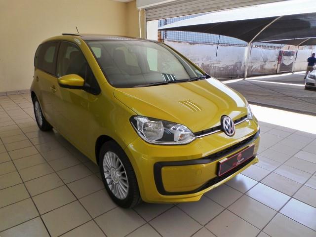 Volkswagen up! move up! 1.0 MPI 5-Door