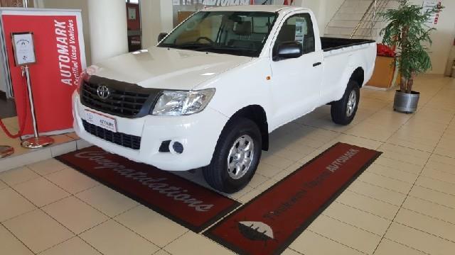 Toyota HI LUX 2.5 2013