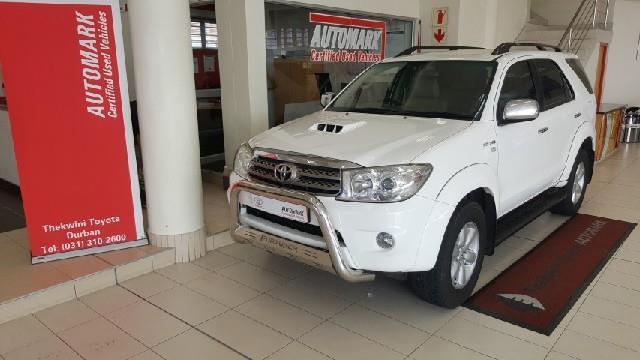 Toyota FORTUNER 3.0 2011