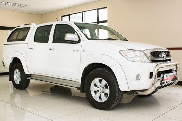 Toyota Hilux 2.7 2011