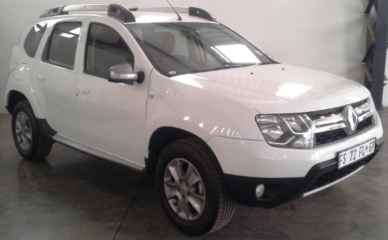 RENAULT DUSTER 1.5 2017