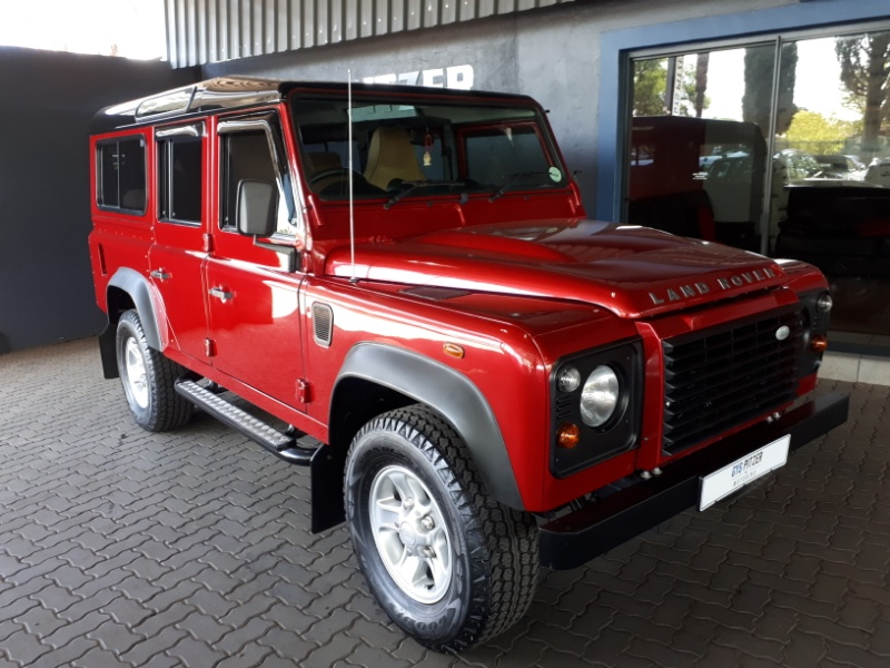 Land Rover DEFENDER 2.2D 2013