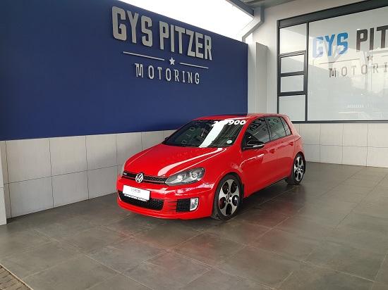 Volkswagen Golf Vi Gti 2.0 2011