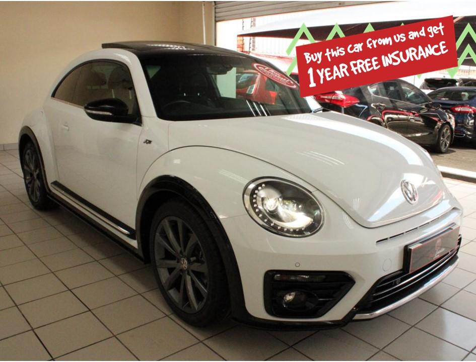 Volkswagen Beetle 1.4 TSI R-Line Limited Edition DSG