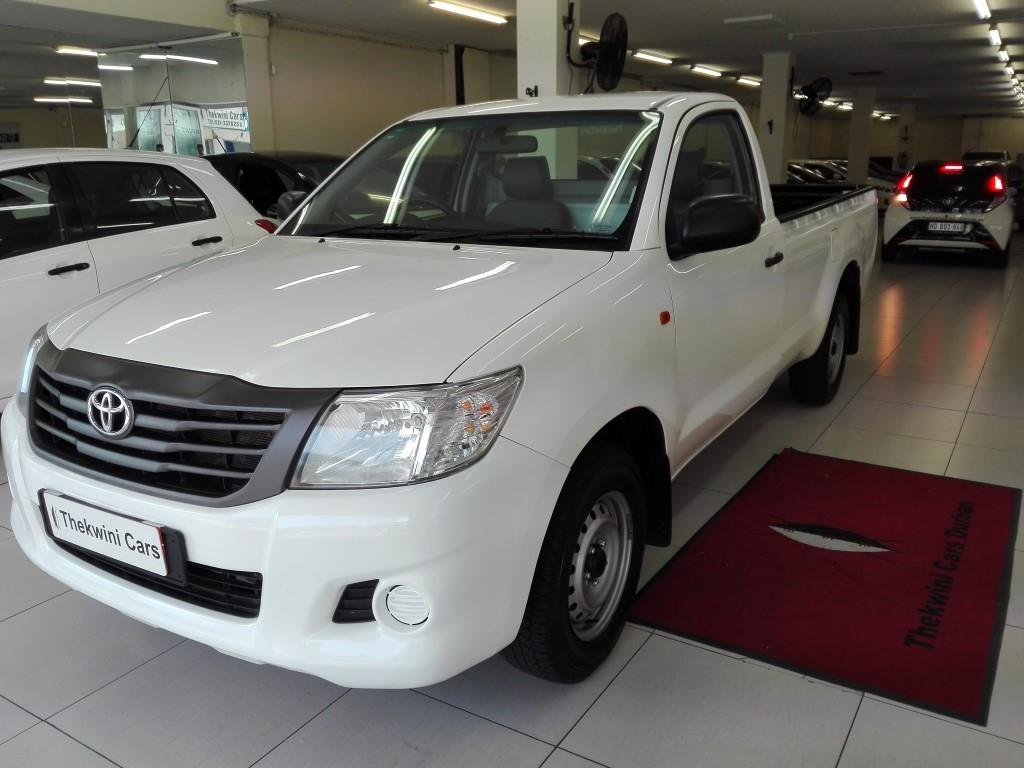 Used Cars For Sale In South Africa With Prices Toyota Hilux 20 2015