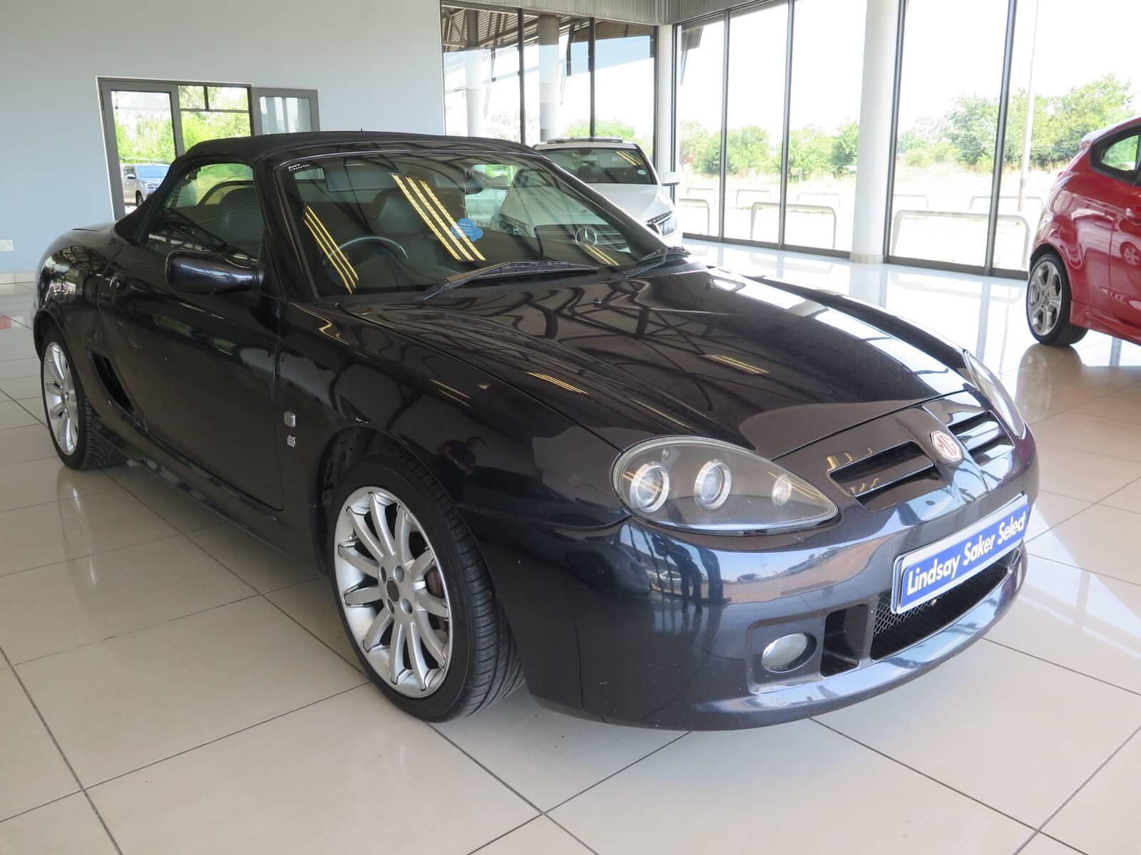 2003 MG TF 160