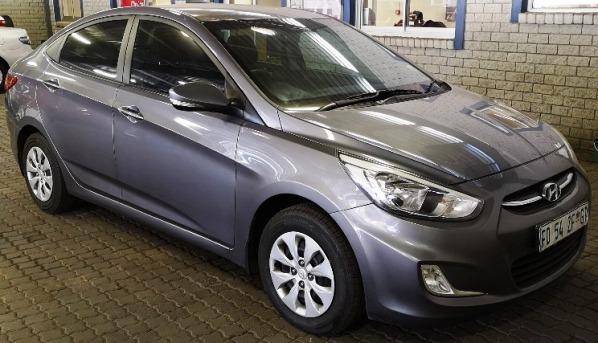 Hyundai Accent 1.6 2016
