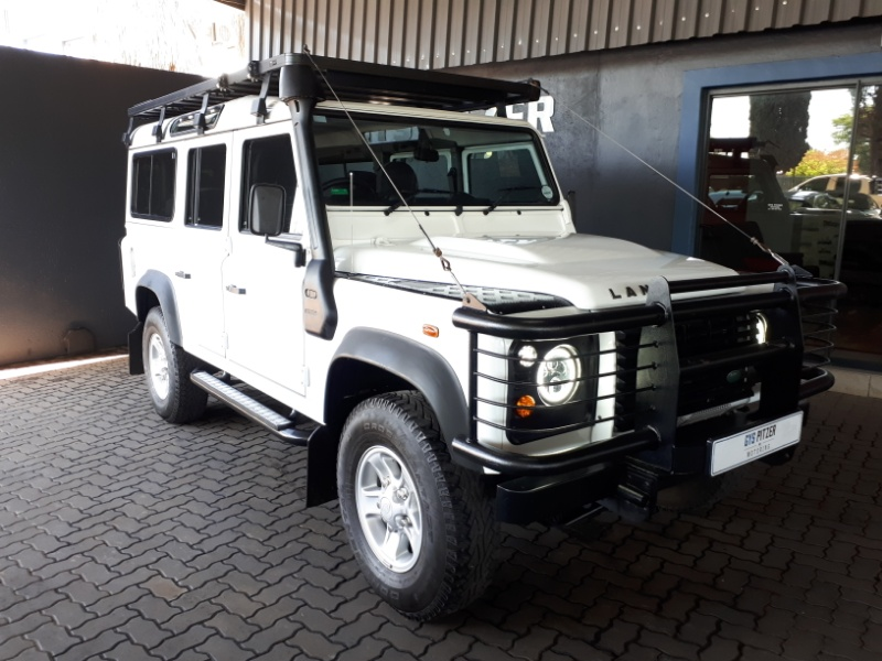Land Rover DEFENDER 2.2D 2014
