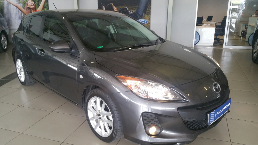 Mazda 3 1.6 2013
