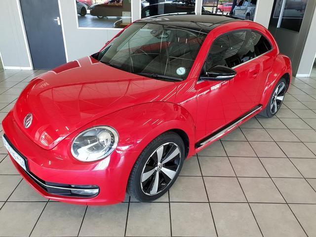 Volkswagen Beetle 1.4 2014