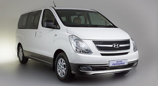 Hyundai H1 Gl 2.4 2017