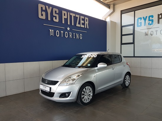 Suzuki SWIFT 1.4 2013