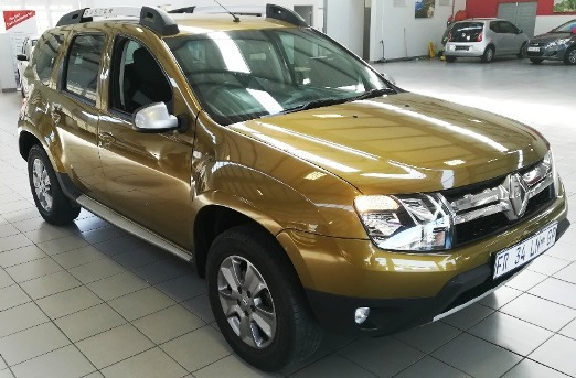 RENAULT DUSTER 1.6 2017