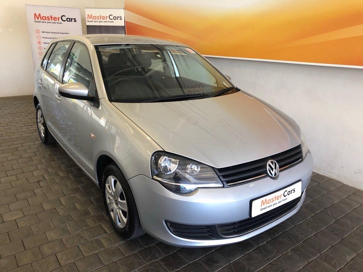 Volkswagen POLO VIVO 1.4 2014