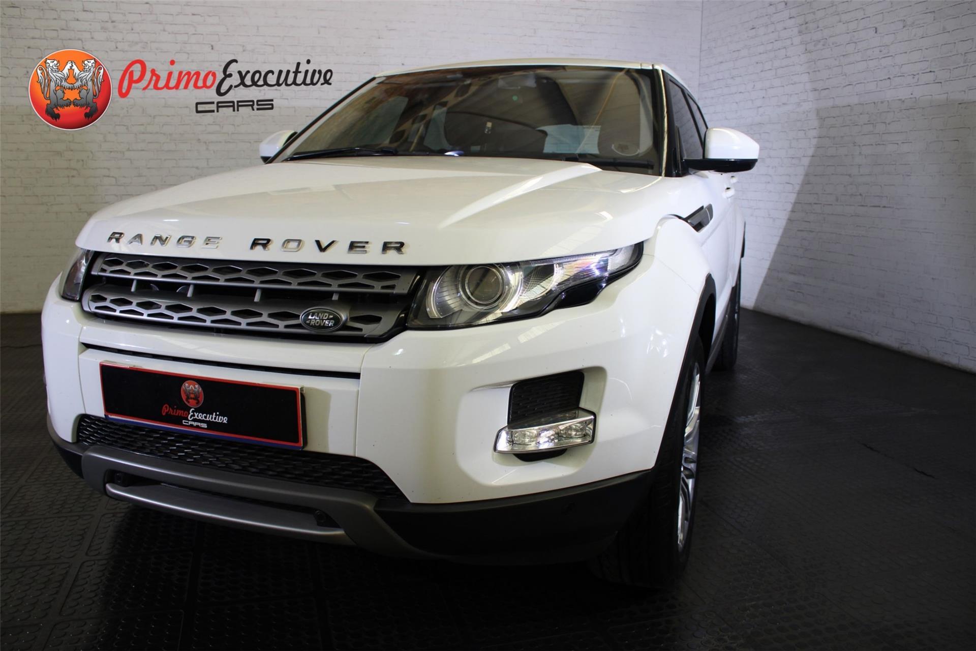 Land Rover Range Rover Evoque SD4 Pure