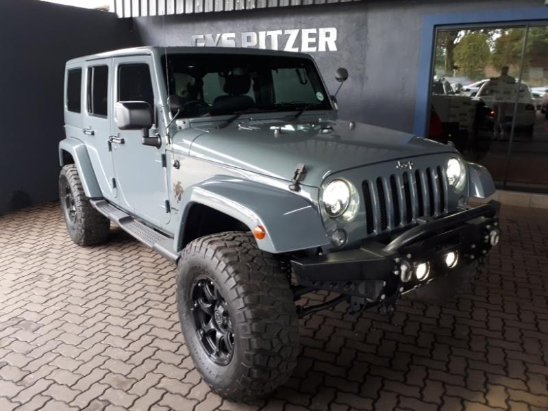 Jeep WRANGLER 3.6 2014