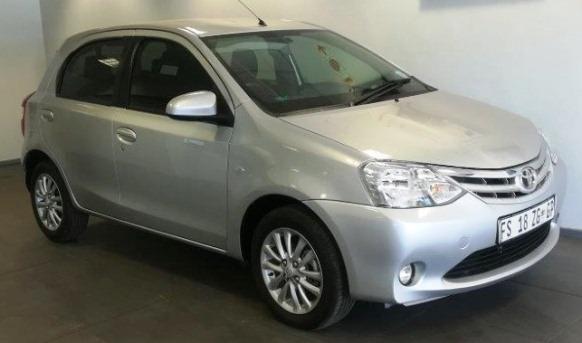 Toyota ETIOS 1.5 2017