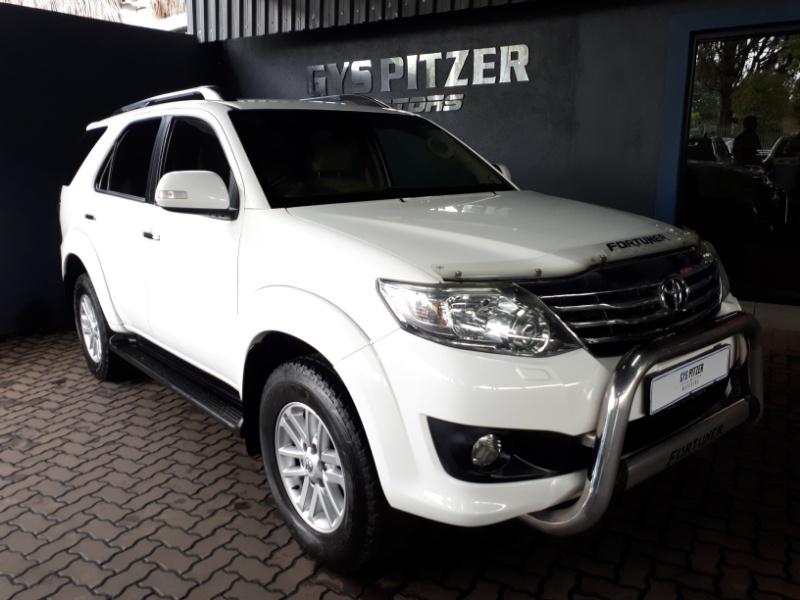 Toyota FORTUNER 4.0 2011