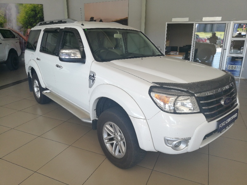 Ford Everest 3.0 Tdci Xlt 2010