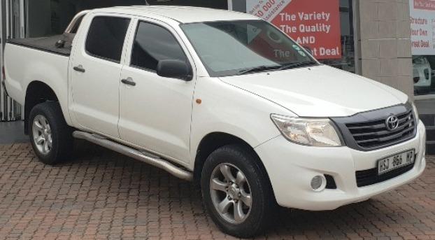 Toyota HI LUX 2.5 2012