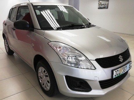 SUZUKI SWIFT 1.2 2018