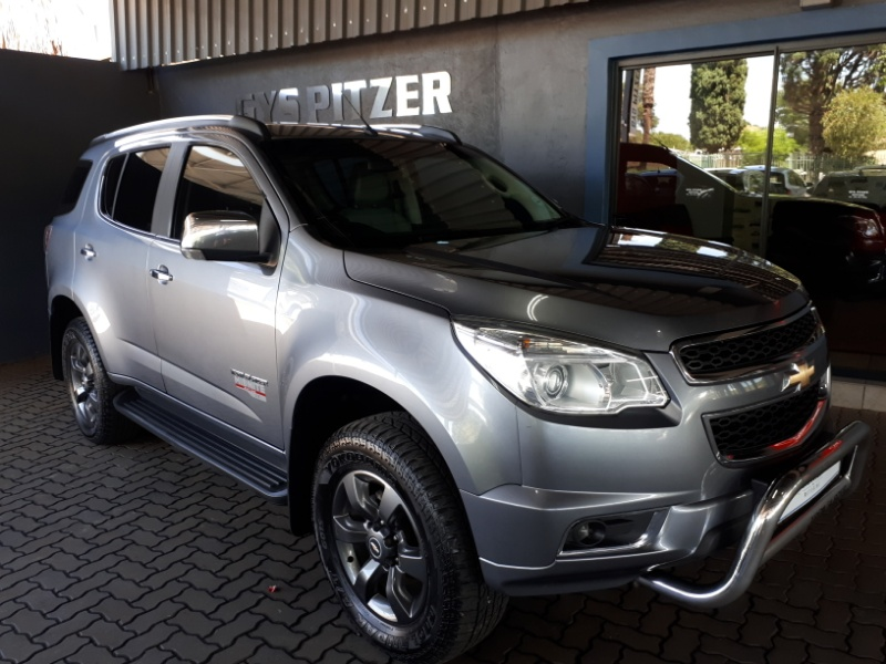 Chevrolet Trailblazer 2.8 2015