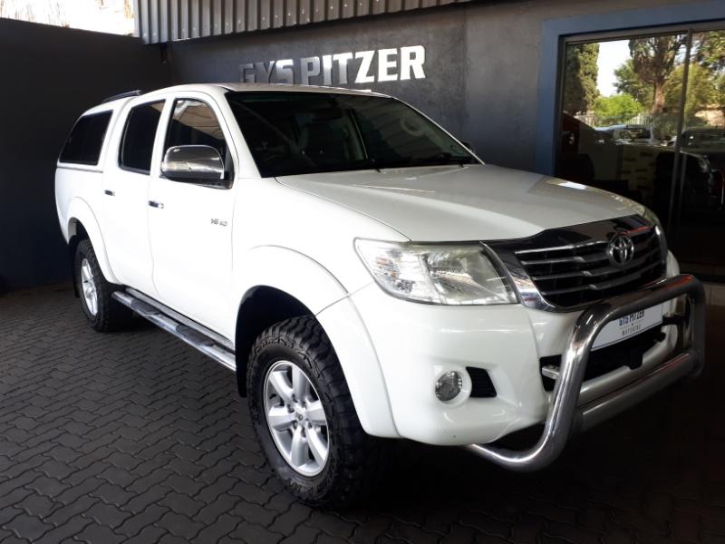 Toyota HI LUX 4.0 2012