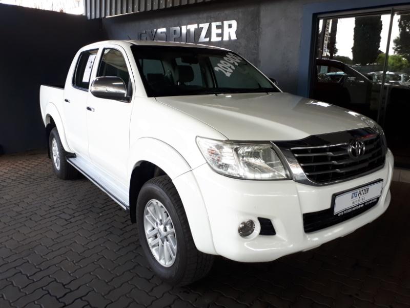 Toyota HI LUX 2.7 2012