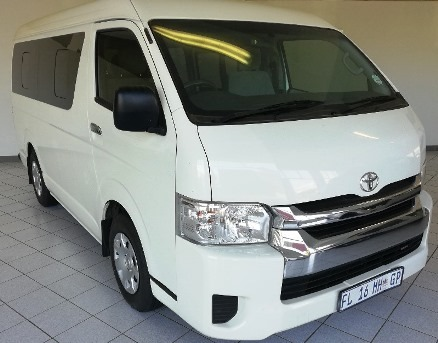 Toyota Quantum 2.7 2016