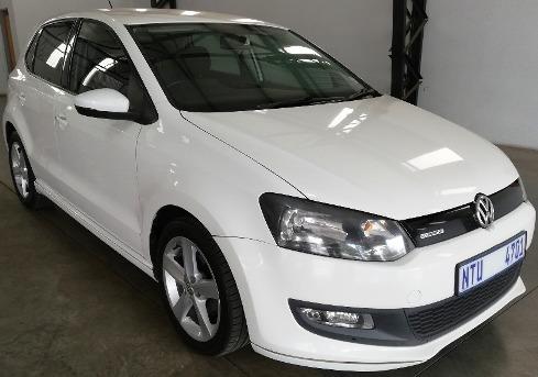 Volkswagen POLO 1.2 2014