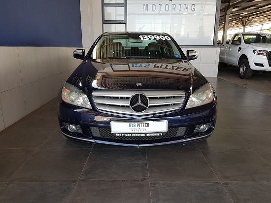 2007 Mercedes-Benz C200K Avantgarde A/T Image2