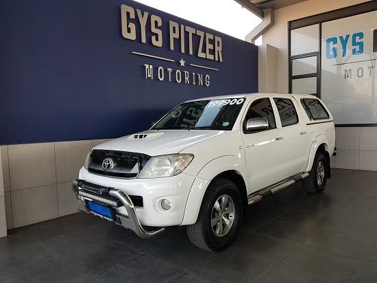 Toyota Hilux 3.0 2010