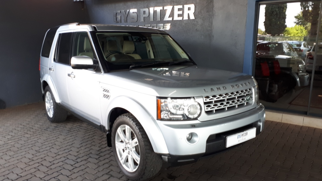 Land Rover Discovery 4 3.0 2011