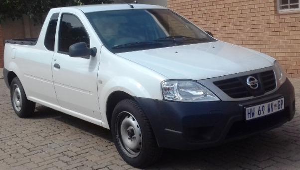 Nissan Np200 1.6 2019