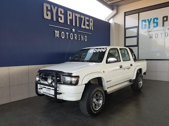 Toyota Hilux 2700I 2001
