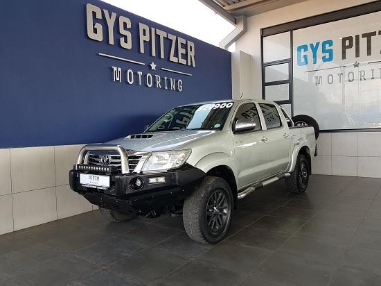 Toyota HI LUX 3.0 2013