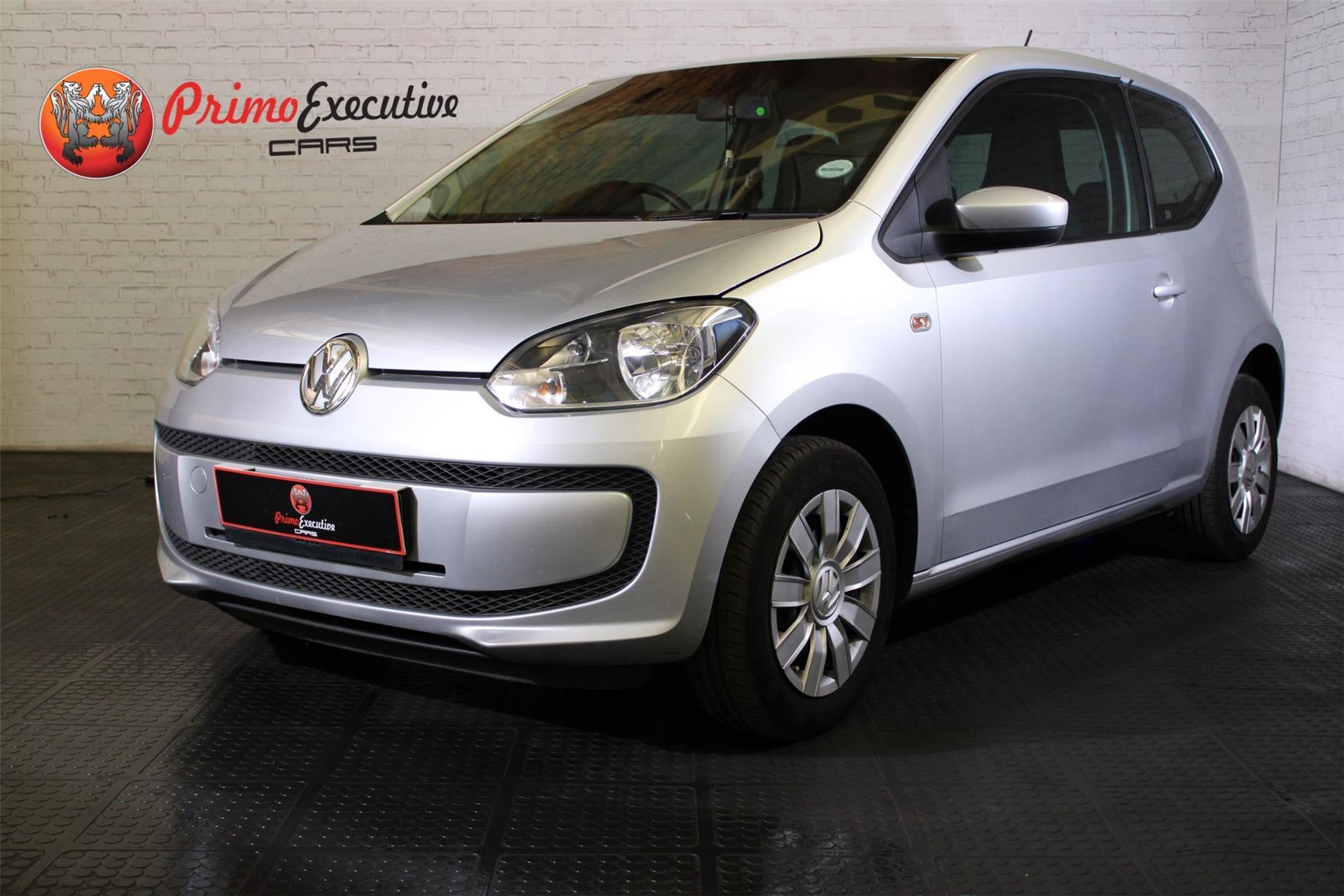 Volkswagen move up! 3-door 1.0