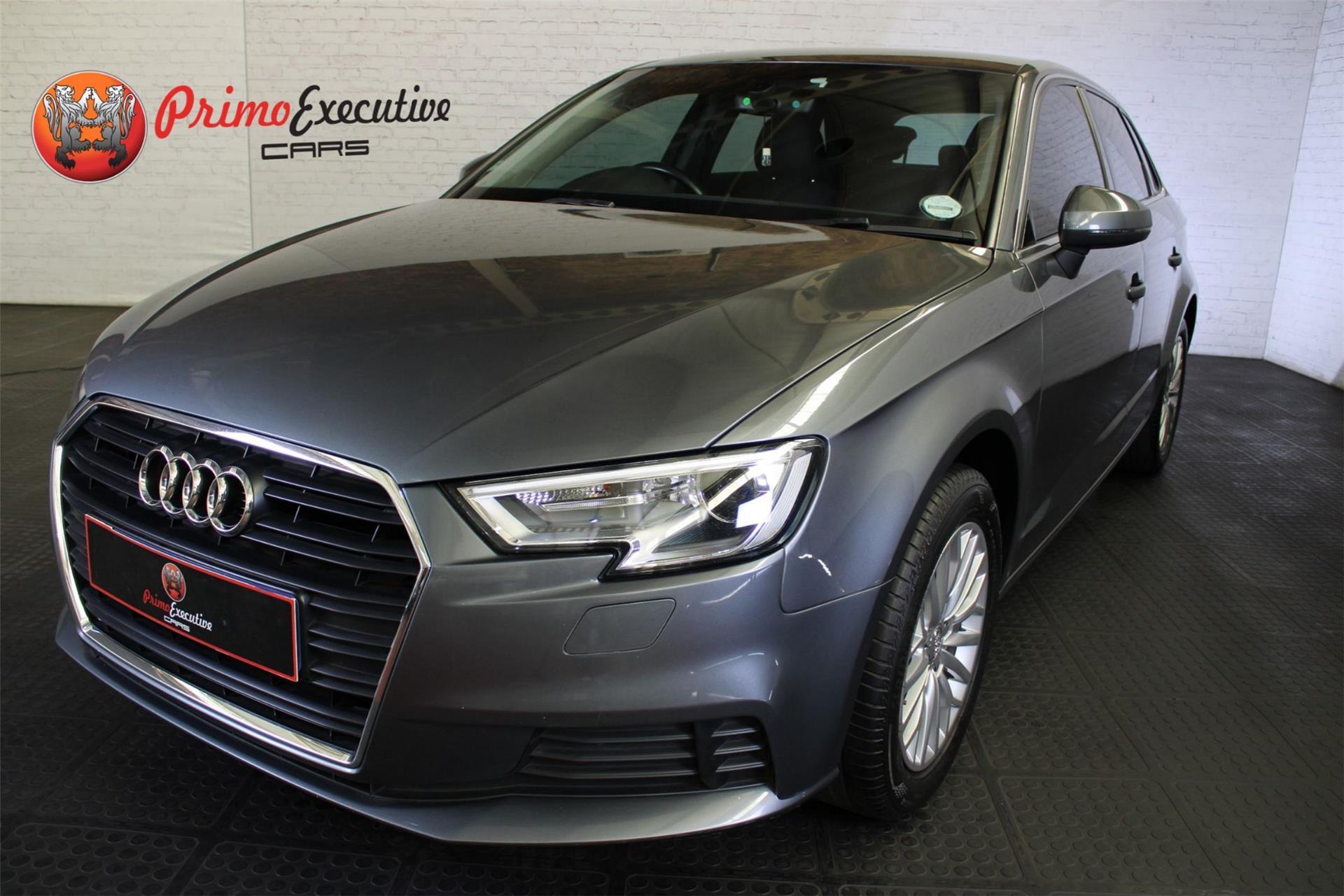 Audi A3 Sportback 35TFSI